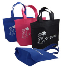 Free Sample Most Popular Non-woven Shopping Bag