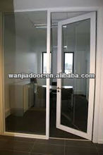hot sell pvc swing door