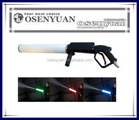 High quality !!! stage effect LED CO2 gun
