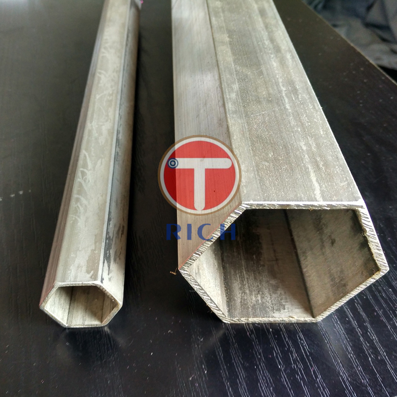 Seamless External and Internal Special Shaped Hexagonal Steel Tube