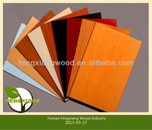 decorative synthetic plywood,furniture grade synthetic plywood