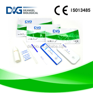 Strep A Rapid Diagnostic Test Kit (STA) Strip Cassette IVD Test