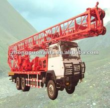 Truck-Mounted HFT600 sinking machinery for civil engineering Water well Drilling Machine