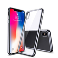 for iphone x tpu case transparent, electroplate case TPU for iphone x