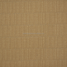 Heavy Duty Commercial PVC Backing Carpet Tiles For Office Use