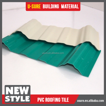 good cold resistance bamboo shaped roof tile