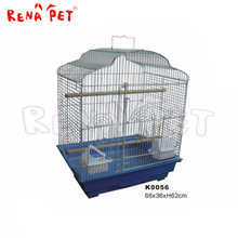 Decorative Metal Hanging Stainless Steel Bird Cage