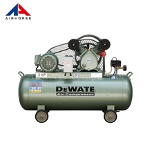 Electric movable 15KW 20HP screw piston air compressor OEM for Atlas copco Ingersoll-rand
