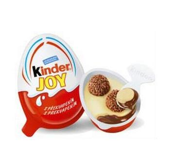Good Taste Kinder JOY, Egg, Chocolate