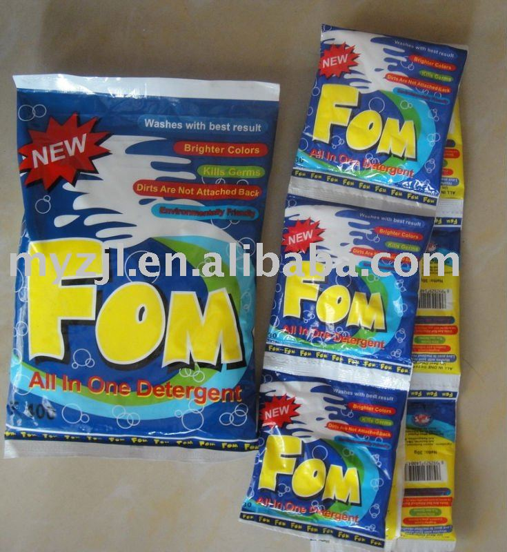 FOM 35G Detergent Powder