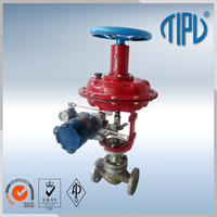 low pressure flow control valve stem seal for oil and gas