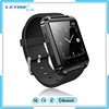 Multi-Language Bluetooth Smart watch U8 samrt watch for mobile phone