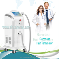TUV approved Epliation device 808 diode laser for permanent hair removal