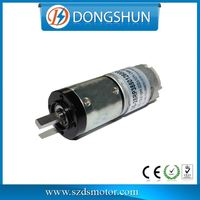 DS-28RP385 DC 6v planetary gear heads
