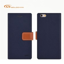 GC ultrathin wallet leather case for huawei