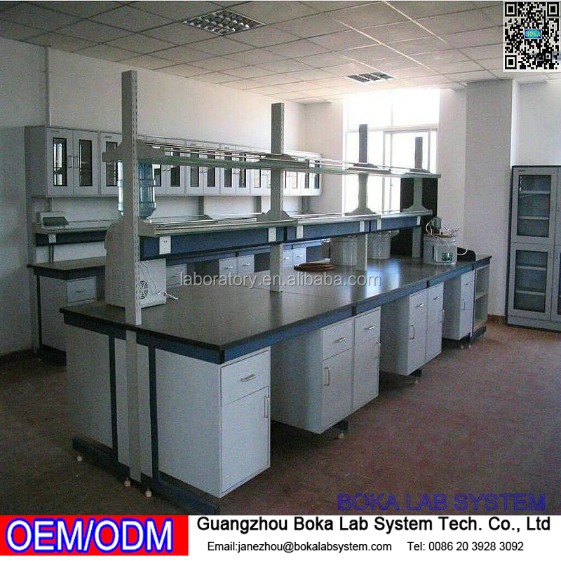 Chinese laboratory furniture science lab table