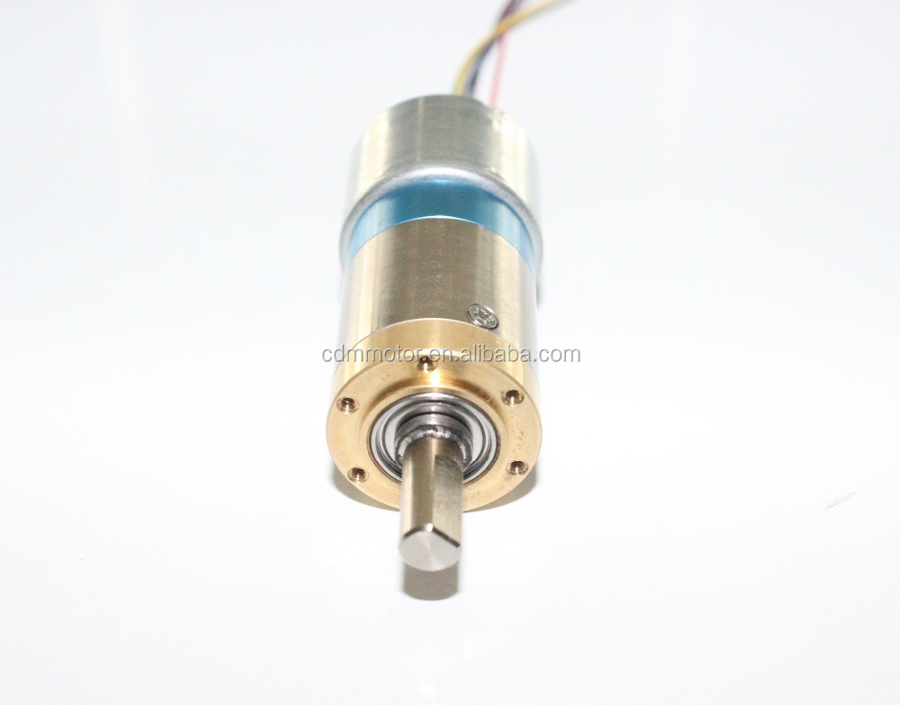24mm brushless dc planetary gear motor buy low noise dc Dc planetary gear motor