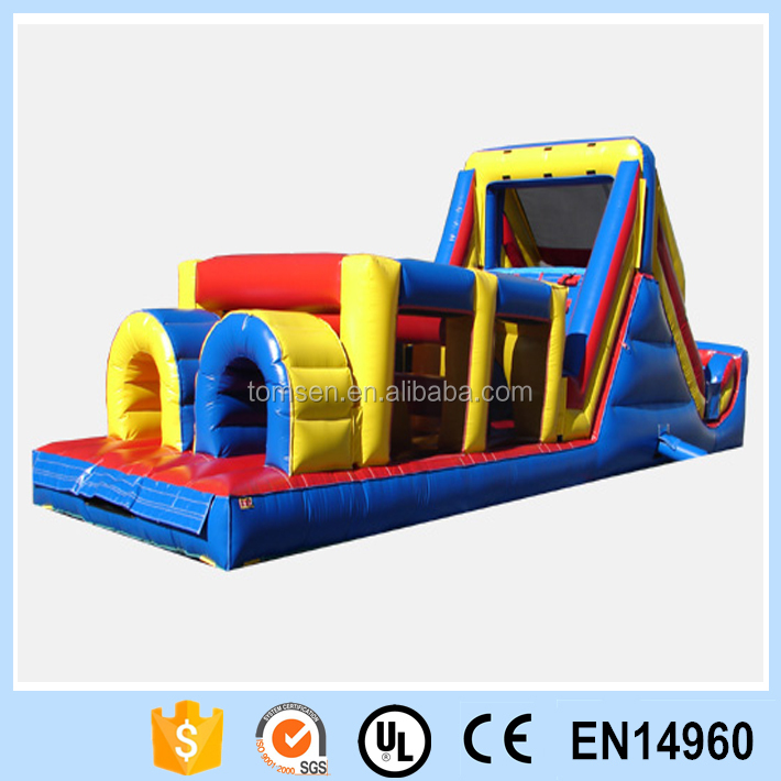 2016 attractive Inflatable arena sport game with hunging ball