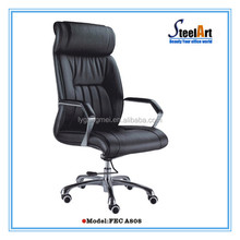 High quality executive office chair with cushion cover for office chair