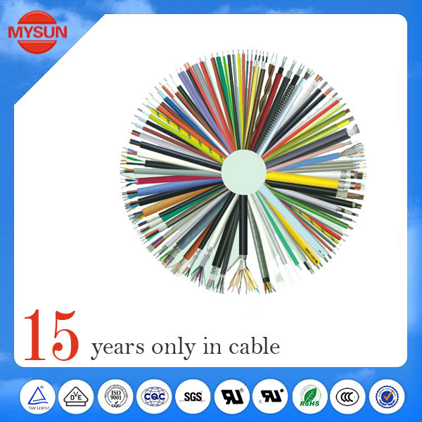different types of conductor wire