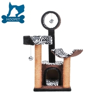 SGS ISO Factory Wholesale Cat Tree House Parts New Outdoor Cat Furniture