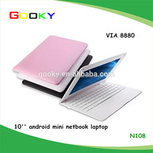 Low price Win 10 mini laptop computer sales in USA market