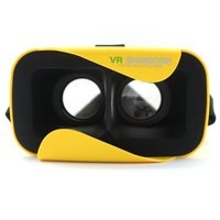 2018 best selling google Smartphone Virtual Reality 3d video glasses for smart phone
