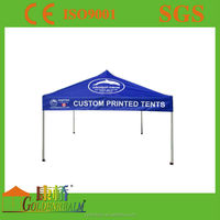 China 2016 folding up portable small strong steel cheap gazebo event tents