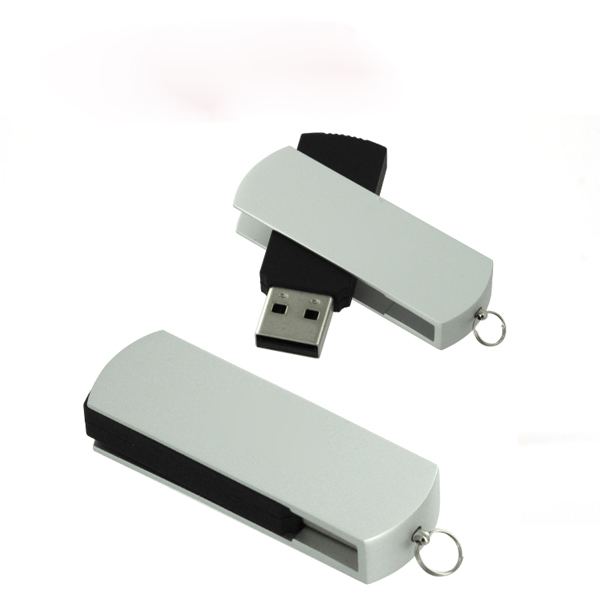 Computer Accessories Custom Design Swivel USB Flash Drives Twister 2 tb