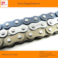 Bulk motorcycle chain supplier 415 420 428 520 motorcycle roller chain