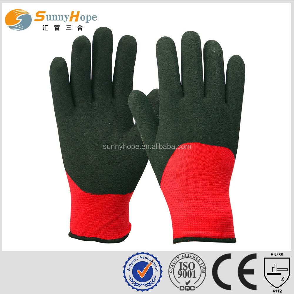 SUNNYHOPE 7gauge foam winter mens gloves