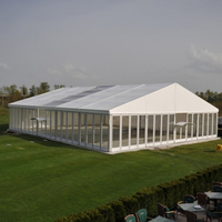 1000 people capacity giant wind resistant event tent, outdoor commercial event canopy tent for 1000