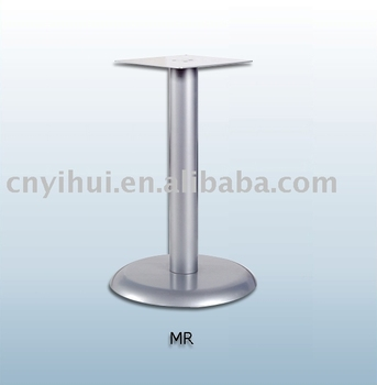 Metal leg for round table bases buy table bases table for Y h furniture trading