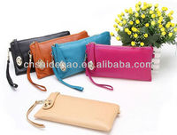 Fashion Mini Elegant Leather Lady Wallet Handbag for Women