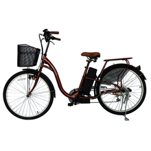 Rechargeable Hybrid Adult Electric Bicycle