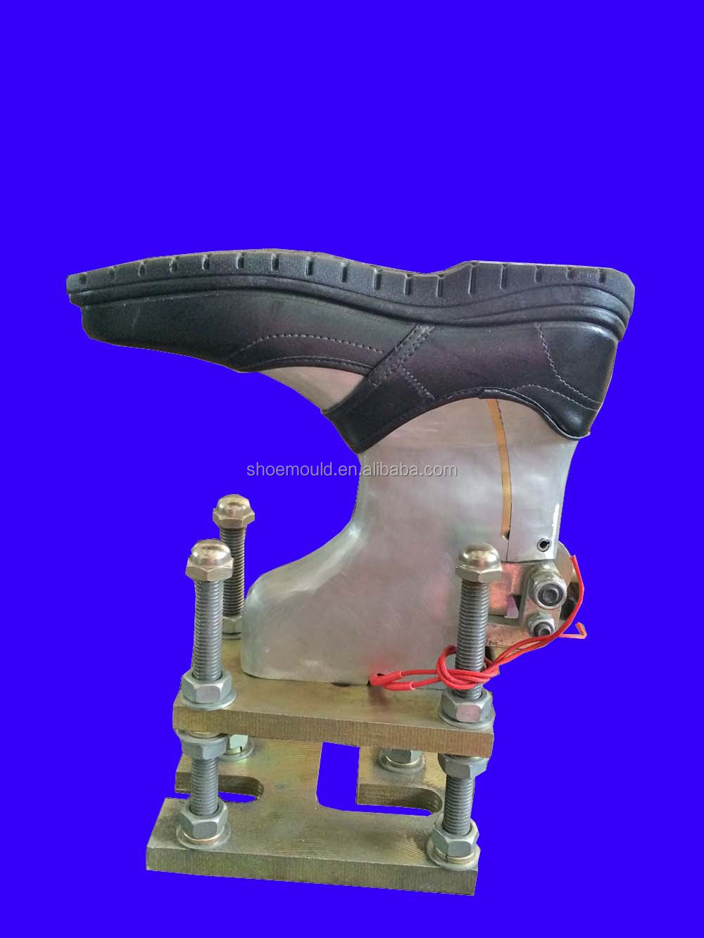 2016 PVC School Shoe Injection Shoe Mould Fitted for Chengfeng PVC Shoe Injection Machine