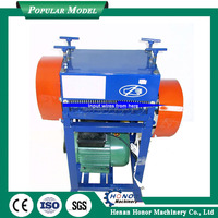 Electric Cable Wire Stripper Copper Wire Manufacturing Machinery