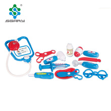 13pcs Children Pretend Play Doctor Toy Set Medical Kit Educational Play Classic Toys