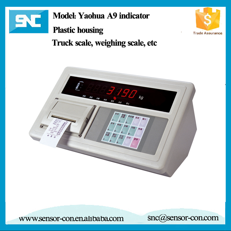 Electronic Measuring Devices For Pickups : Yaohua xk electronic weighing indicator for truck