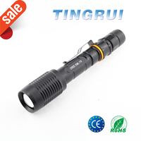 2017 Hot sale most powerful strong light led flashlight
