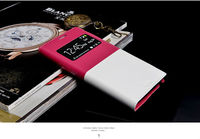 For Samsung Galaxy S2 I9100 Mercury Original Leather Flip cover cell Phone Case