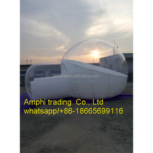 Most Popular Outdoor Champing Bubble Tent Clear Inflatable Lawn Tent