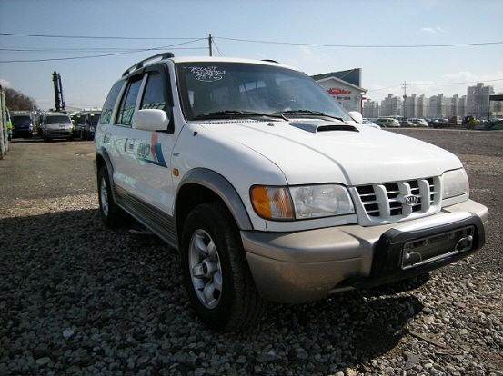 Korean Used Car - KIA Sportage