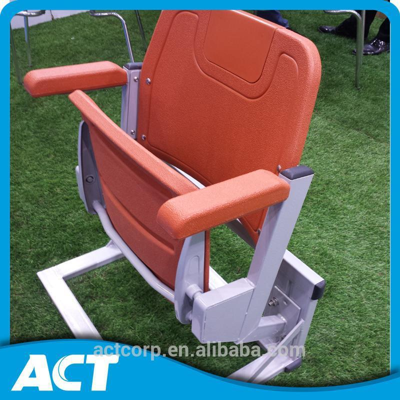 Best selling fixed flip up seats for gym