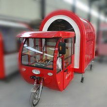 Electric Tricycle Food Cart Vending Mobile Food Cart With Wheels Ceiso9001approval Mobile Motorcycle Food Cart