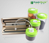 Hot sale BPA Free Promotional plastic food container / Round plastic kitchen ware / food containers factory