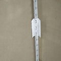 Factory price low carbon steel t post lowes