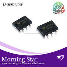 HOT SALE!!! IC LM358DR DIP SMD Operational amplifier IC LM358 DIP 8 DIP-8