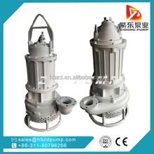 Low price submersible cutter suction dredger pumps 8