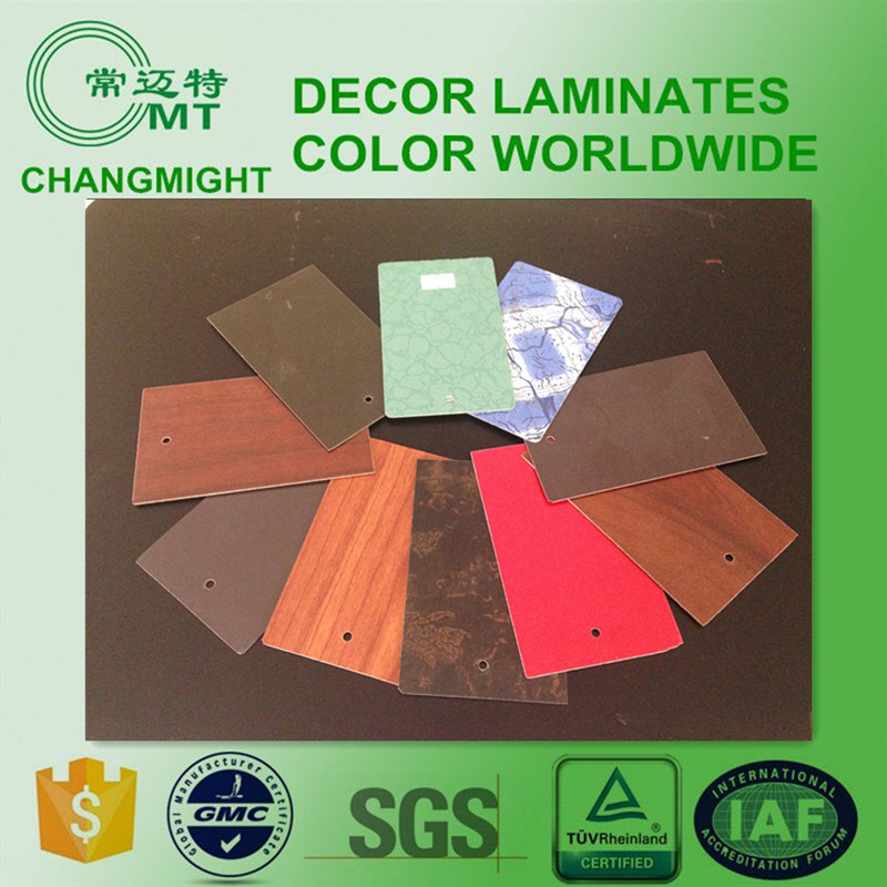 High Pressure Laminate/Compact board/Interior decorative furniture